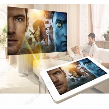 8 inch projector tablet pc