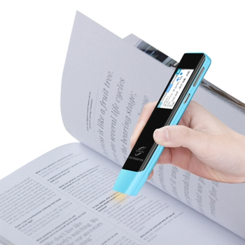Smart scanner and reading pen OCR scan and dictionary pen