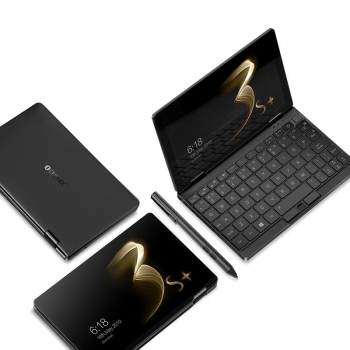 high performance Full metal shell 8.4 inch screens Intel CoRE i3-10110Y mini pocket laptop 8g+256g netbooks