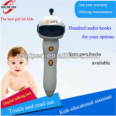 Kids Electronic Educational Toys Talking and Reading machine pen scanner